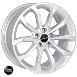Audi (TL0081) silver