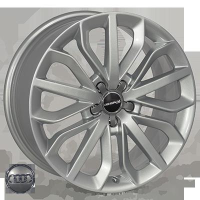 Диски Replica Audi (TL0167) 8,5x19 5x112 ET45 DIA66,6 (silver)