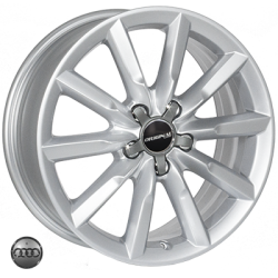 Audi (TL0314) silver