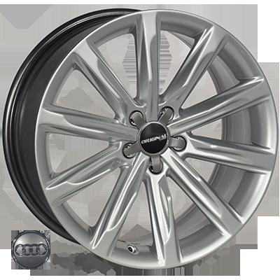 Диски Replica Audi (TL0355NW) 8,5x19 5x112 ET32 DIA66,6 (HS)