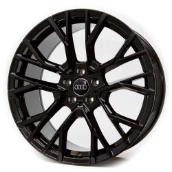 Audi (W171) gloss black