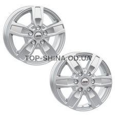 Autec Quantro 6,5x16 5x114,3 ET44 DIA66,1 (brilliant silver)