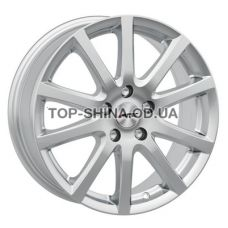 Autec Skandic 6,5x16 5x100 ET40 DIA60,1 (brilliant silver)
