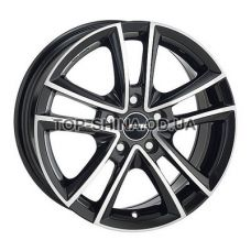 Autec Yukon 8x18 5x120 ET35 DIA72,6 (black polished)