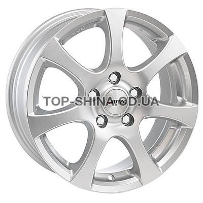 Диски Autec Zenit 7x17 5x114,3 ET46 DIA70,1 (brilliant silver)