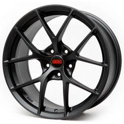 BBS SR (DM15) matt black