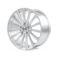 BORBET BLX Brilliant Silver R20 W10 PCD5x114.3 ET45 DIA70.6