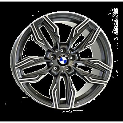 Диски Replica BMW (B1143) 8,5x19 5x112 ET25 DIA66,6 (GMF)