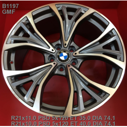 BMW (B1197) GMF
