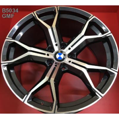 Диски Replica BMW (B5034) 11,5x21 5x120 ET37 DIA74,1 (GMF)