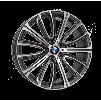 Диски Replica BMW (B5241) 10x20 5x120 ET41 DIA72,6 (GMF)