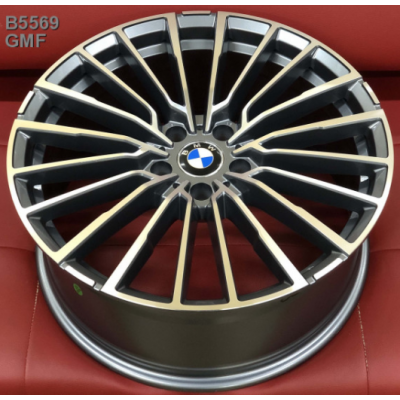 Диски Replica BMW (B5569) 10x20 5x120 ET41 DIA72,6 (GMF)