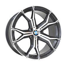 Replica BMW (B999) 9,5x21 5x112 ET37 DIA66,6 (GMF)