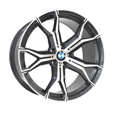 Диски Replica BMW (B999) 10,5x21 5x112 ET43 DIA66,6 (GMF)