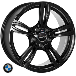 BMW (BK639) matt black