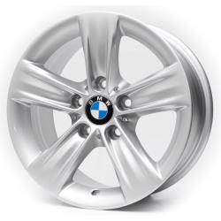 BMW (RX439) silver