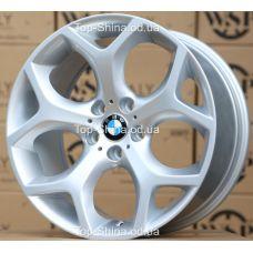 WSP Italy BMW W667 X5 Hotbird SILVER R18 W9 PCD5x120 ET41 DIA72,6