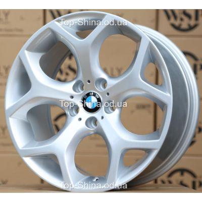 Диски WSP Italy BMW W667 X5 Hotbird SILVER R18 W8 PCD5x120 ET43 DIA72,6