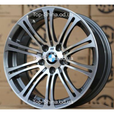 Диски WSP Italy BMW W670 M3 LuXor ANTHRACITE POLISHED R20 W8,5 PCD5x120 ET29 DIA72,6