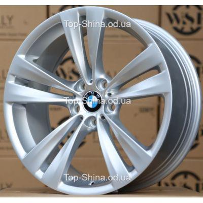 Диски WSP Italy BMW W673 NEPTUNE GT SILVER R18 W9 PCD5x120 ET32 DIA72,6