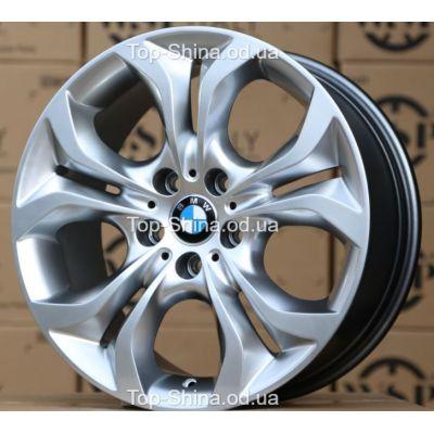 Диски WSP Italy BMW W674 AURA HYPER SILVER R19 W8,5 PCD5x120 ET38 DIA72,6
