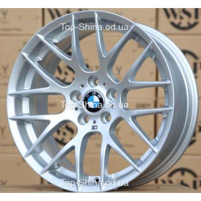 BMW W675 BASEL SILVER