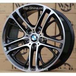 BMW W677 X3 XENIA DIAMOND BLACK POLISHED