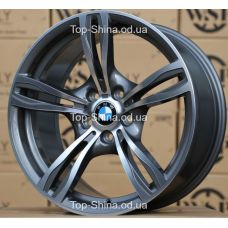 WSP Italy BMW W679 DAYTONA ANTHRACITE POLISHED R19 W9,5 PCD5x120 ET39 DIA72,6