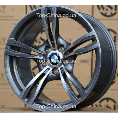 Диски WSP Italy BMW W679 DAYTONA ANTHRACITE POLISHED R19 W8,5 PCD5x120 ET27 DIA72,6
