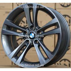 WSP Italy BMW W680 ZEUS S3 ANTHRACITE POLISHED R18 W8,5 PCD5x120 ET47 DIA72,6