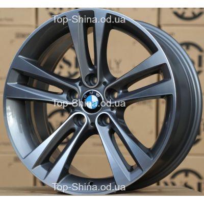 Диски WSP Italy BMW W680 ZEUS S3 ANTHRACITE POLISHED R18 W8,5 PCD5x120 ET37 DIA72,6