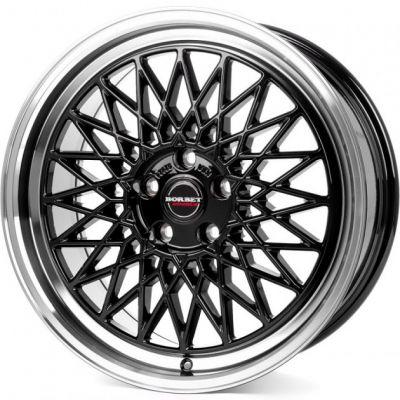 Диски Enzo B 7x16 5x108 ET48 DIA70,1 (black)