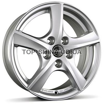 Диски Borbet TL2 6,5x16 5x114,3 ET50 DIA67,1 (brilliant silver)