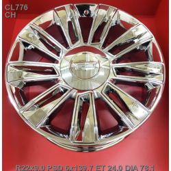 Cadillac (CL776) chrome