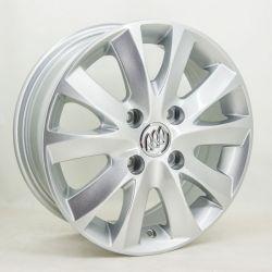 Chevrolet (GT-ZY537) silver