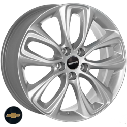Chevrolet (JH5599) silver