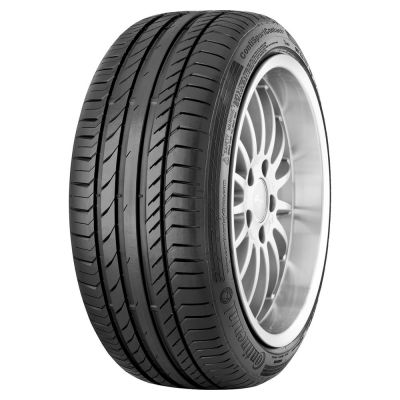 Шины Continental ContiSportContact 5 255/55 ZR18 105W M0