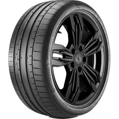 Шины Continental SportContact 6 255/40 ZR19 100Y XL