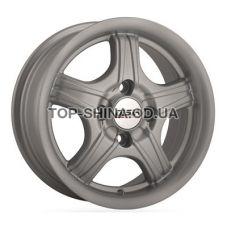 Disla Star 5,5x13 4x100 ET30 DIA67,1 (silver)