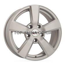 Disla Formula 6,5x15 5x100 ET35 DIA67,1 (silver)
