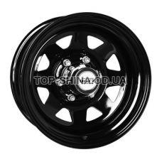 Dotz Dakar 6x15 5x139,7 ET0 DIA110,1 (black)