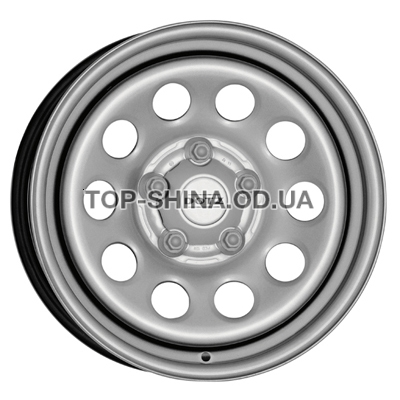 Диски Dotz Modular 7x16 5x120 ET30 DIA65,1 (silver)