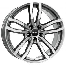 Alutec Drive 8,5x19 5x120 ET40 DIA74,1 (metal grey front polished)