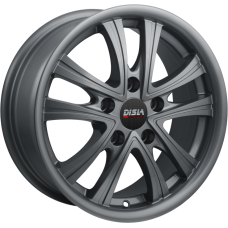 Disla Evolution 6,5x15 5x114,3 ET35 DIA67,1 (GM)