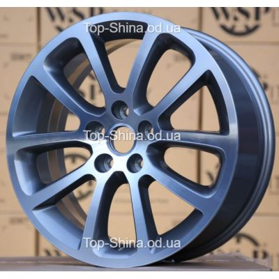 Диски WSP Italy FORD W955 PERUGIA ANTHRACITE POLISHED R18 W7,5 PCD5x114,3 ET44 DIA67,1