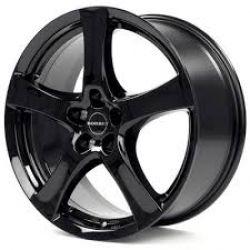 F black glossy