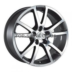 7400 titanium polished