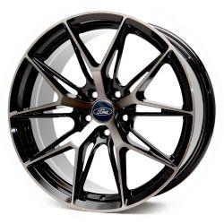 Ford (CN743) black front polished black coa