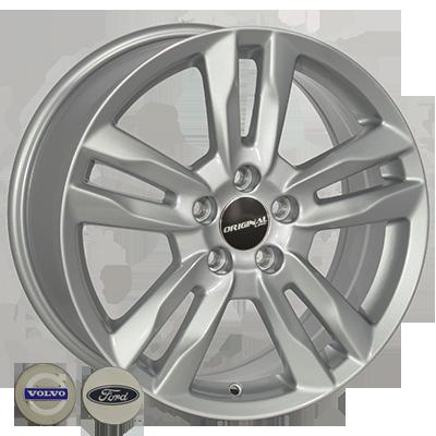 Диски Replica Ford (TL0284NW) 8x17 5x108 ET55 DIA63,4 (silver)