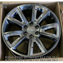 Chevrolet (GM47) HPB